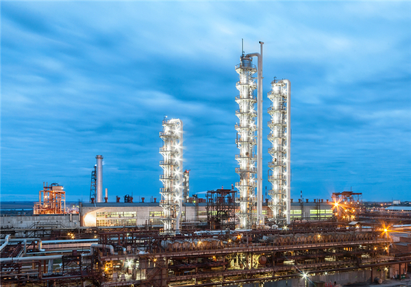 The competition for leadership in the global chemical industry has shifted