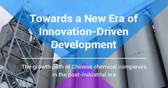 The growth path of Chinese chemical companies