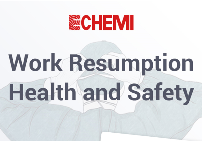 Work Resumption - Health and Safety