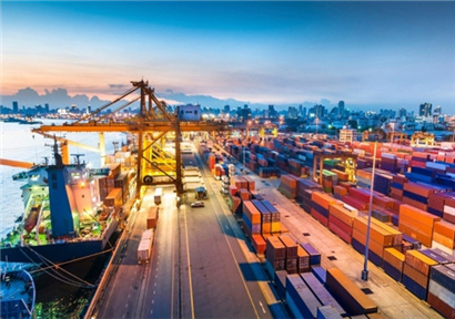 China's imports from participating countries increased by 8.8%
