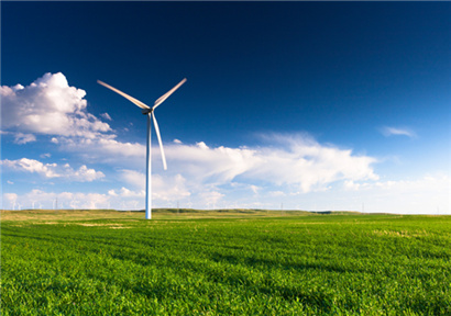 Green energy accounts for 4% of global energy consumption