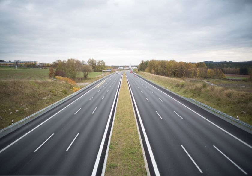 BASF's plastic additives help to improve the durability of highways in India