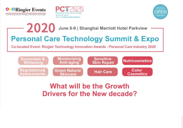 Personal Care Technology Summit & Expo