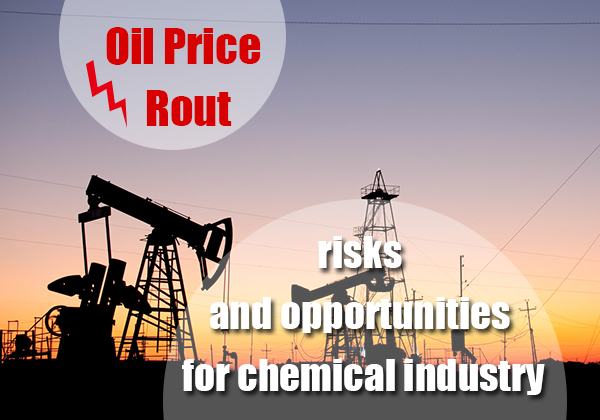Oil-price rout: Risks and opportunities for chemical industry