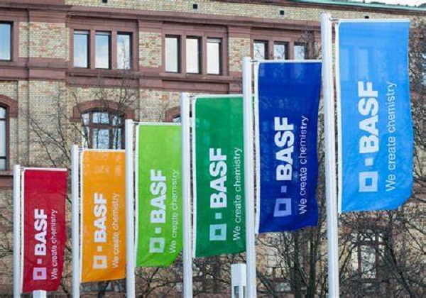 BASF Group Reports 1Q 2020 Sales