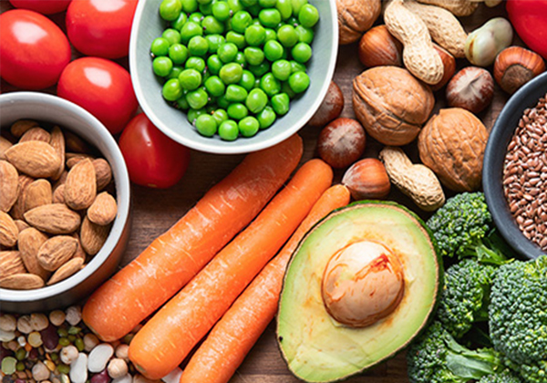 Foods for health are better for the planet