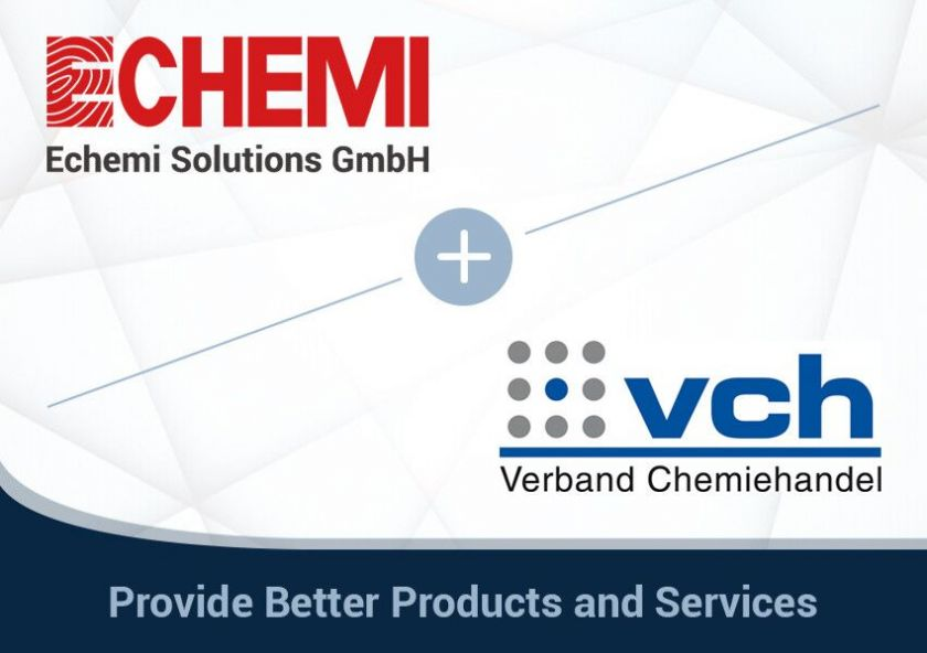 EchemiSolutionsofficially joined in German Chemical Distribution Association