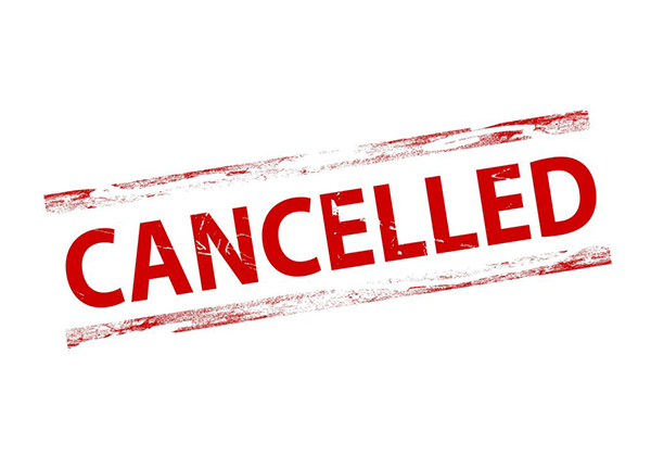 CORROSION 2020 Officially Canceled