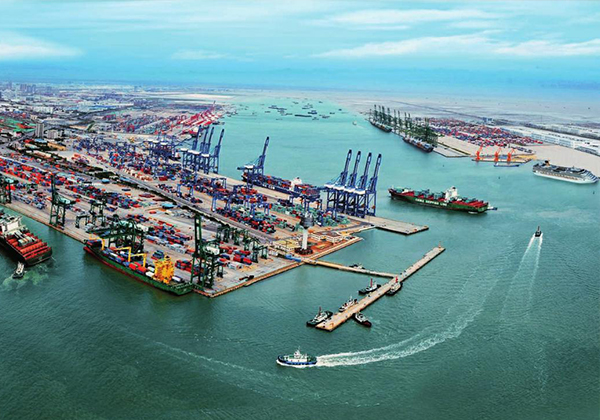 Tianjin Container Freight Index up 0.05%