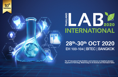 2020 Thailand Lab International Exihibition