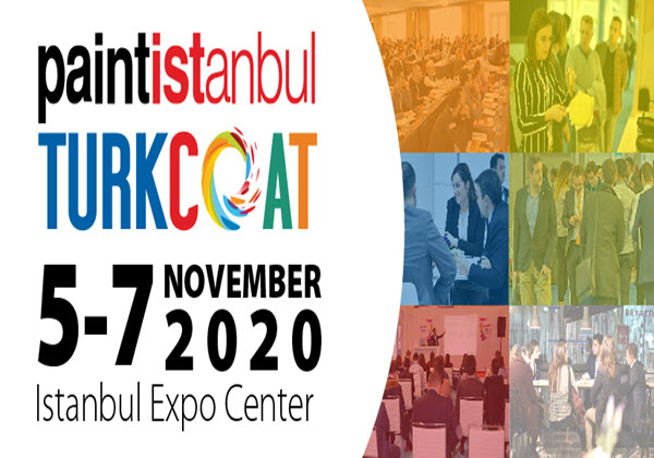 PAINTISTANBUL TURKCOAT HAS BEEN POSTPONED TO 5-7 NOVEMBER 2020!