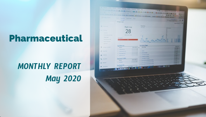 Market Analysis - Monthly Report - May, 2020 - Pharmaceutical