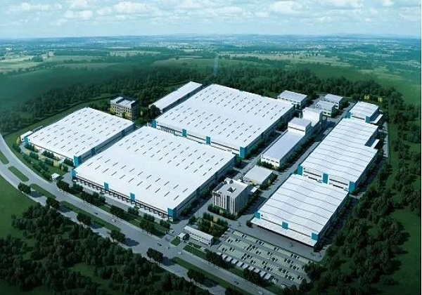 Asia CUANON Construction New-type Coating Manufacturing Base Project
