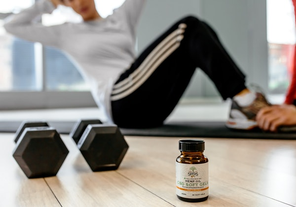 PLT pushes water soluble frankincense ingredienPLts to improve exercise recovery