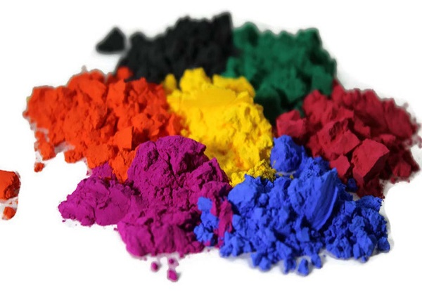 The pigment industry has a large space for development
