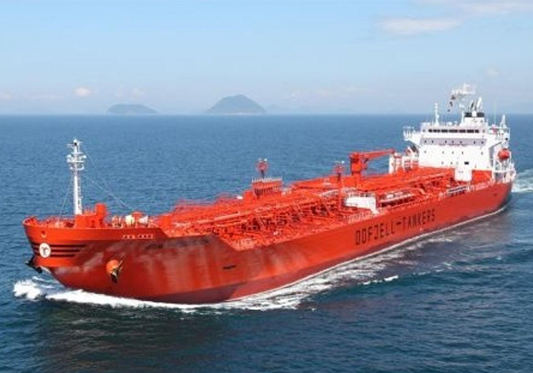 Shandong Shipping To Line Cargo Tanks With MarineLINE Coating