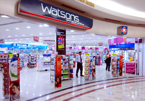Watsons China's performance fell by 30%, only adding 4 stores in 2020