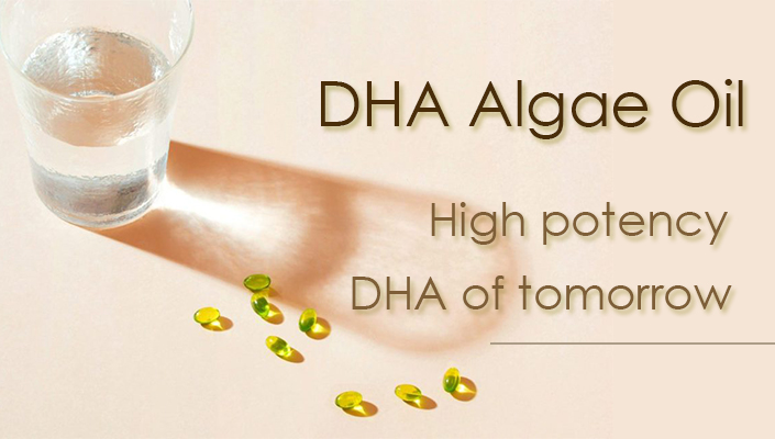 DHA Algae Oil - High potency DHA of tomorrow