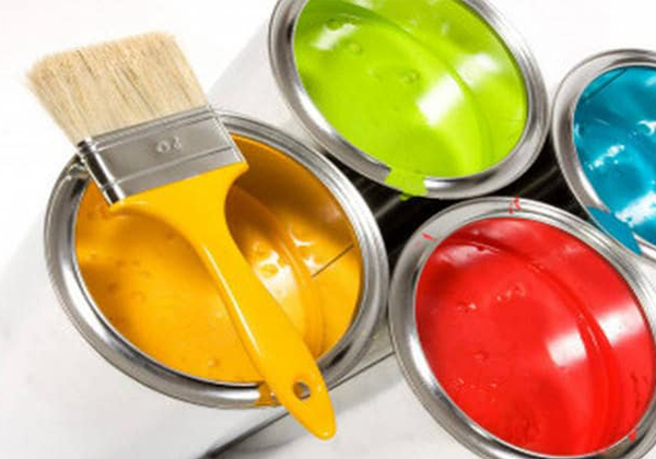 The-paint market is fragmented, which sector is falling more sharply in demand
