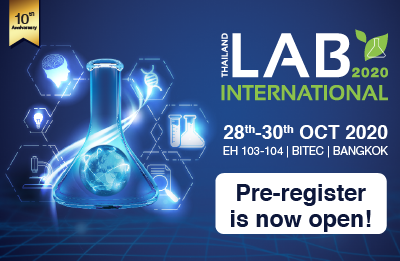 10TH ANNIVERSARY OF THAILAND LAB INTERNATIONAL GOES HYBRID THIS OCTOBER