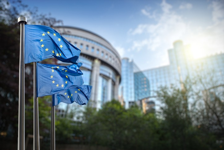 EU int'l trade partially recovers in September