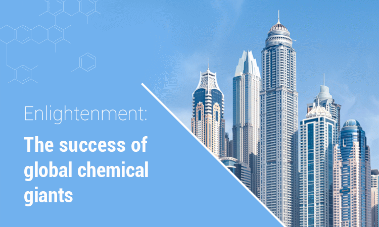 Enlightenment: The success of global chemical giants