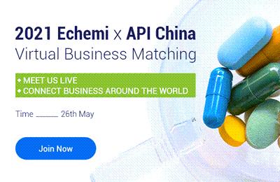2021 Echemi x API China Virtual Business Matching